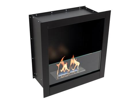 Встраиваемый биокамин Lux Fire Кабинет 610 М (без держателей)