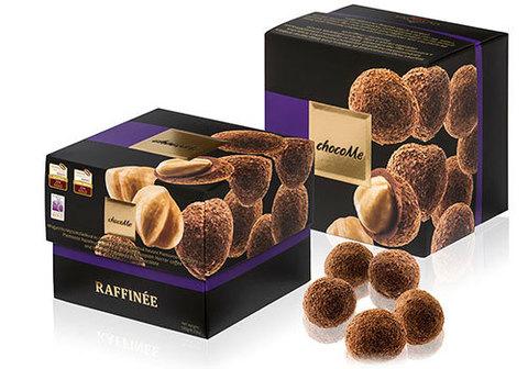 Пьемонтский орех в молочном шоколаде с корицей, 120г