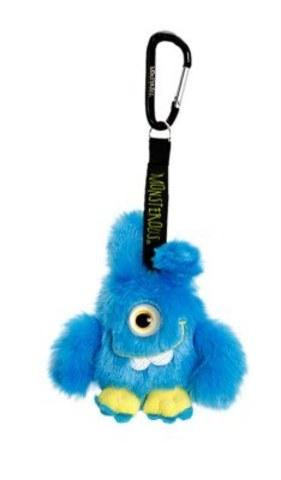 Monstrous Key Ring Thugz Bunny