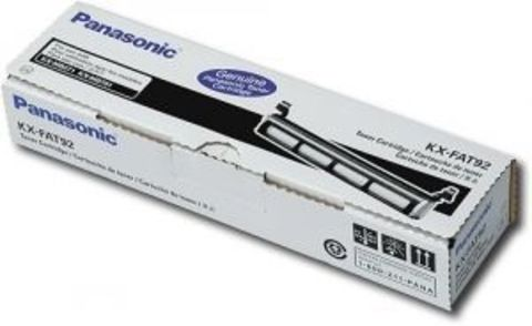 Panasonic KX-FAT92A - Тонер-картридж для Panasonic KX-MB263, MB283, MB763, MB773, MB783RU. Ресурс 2000 страниц