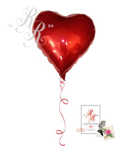 Шарик - сердце (огромный)