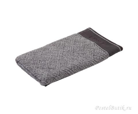Набор полотенец 2 шт Trussardi Stir светло-серый