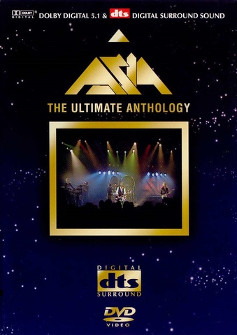 Asia / The Ultimate Anthology (DVD)