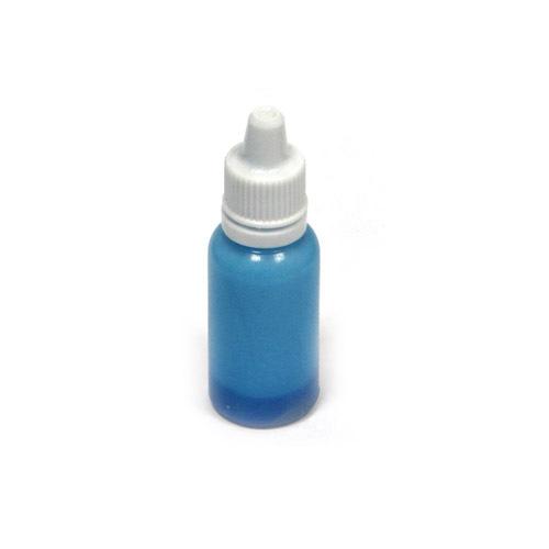 Краска  флюоресцентная Exmix Синий 15 мл