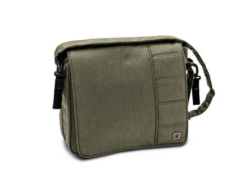Сумка для коляски Messenger Bag Olive Fishbone (895) 2018