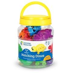 Собери динозавриков Learning Resources
