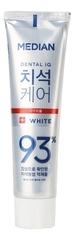 Отбеливающая зубная паста Dental IQ White Tooth Paste 120г