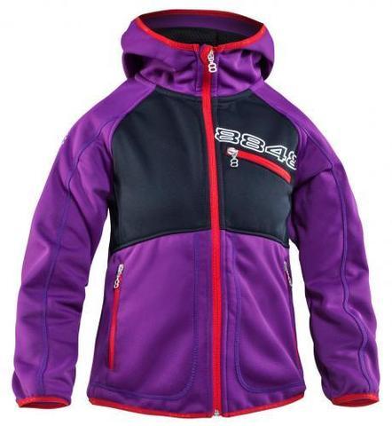 Толстовка  8848 ALTITUDE MEMO детская (purple)