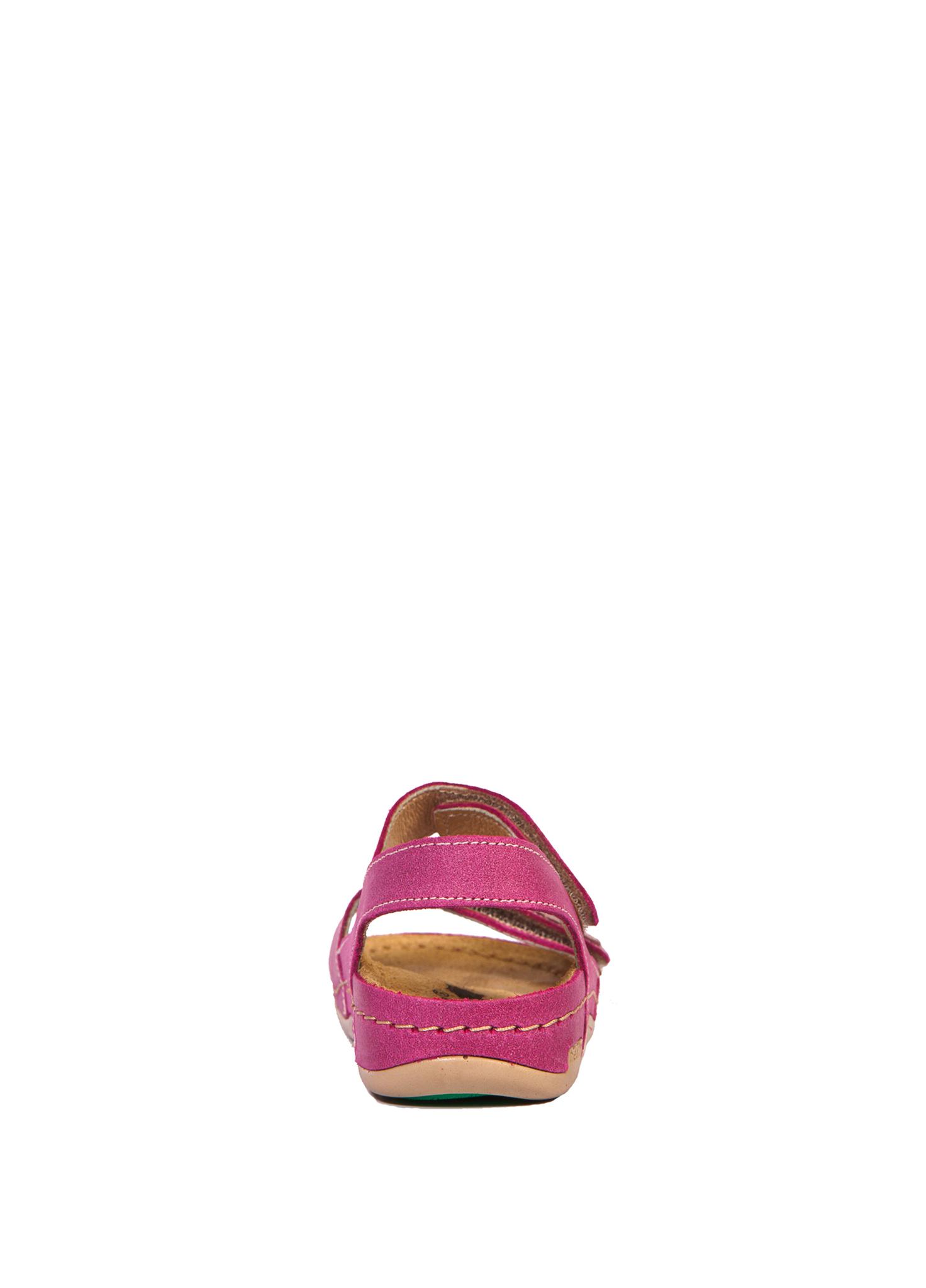 Детские сандалии розовые ЛЕОН