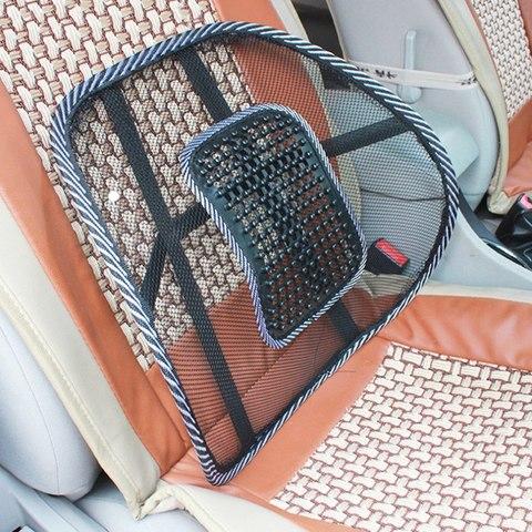 Поясничный упор для офисного и авто кресла Seat Back