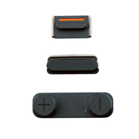 Комплект кнопок iPhone 5/5S (ON-OFF/громкости/режимов звонка/ sim лоток)