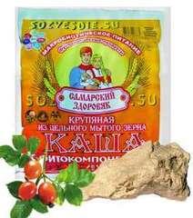 Каша Самарский Здоровяк №74 Каменное масло