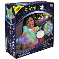Pillow Bright Light Star