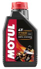 Моторное масло MOTUL 7100 4T SAE 15W50