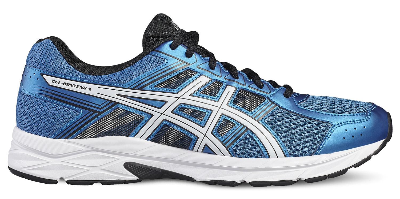 b0c4ca02 Мужские кроссовки для бега Asics GEL Contend 4 T715N-4901 купить в ...