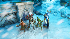 PS4 Warhammer: Chaosbane (русская версия)