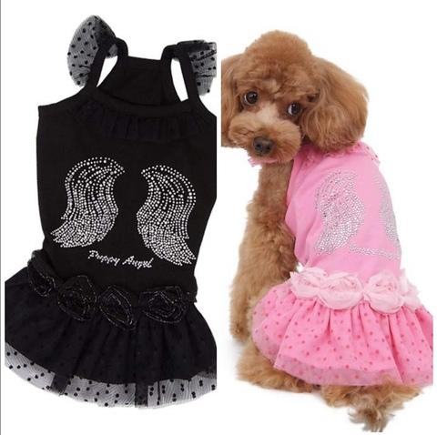 095 PA - Платье для собак