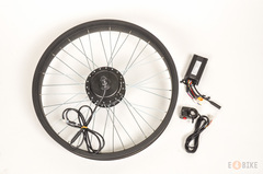 E4BIKE Light (Geared hub motor + controller kit) - 350 W