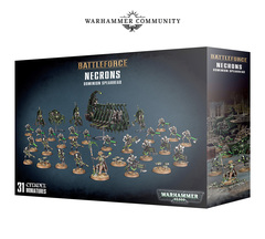 Battleforce Necrons Dominion Spearhead