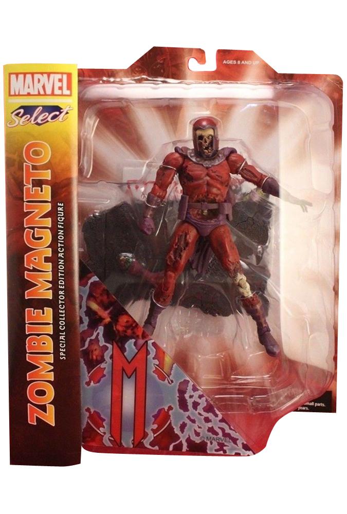 Магнето Зомби (Zombie Magneto) - Marvel Select