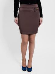 2042-3 юбка лиловая