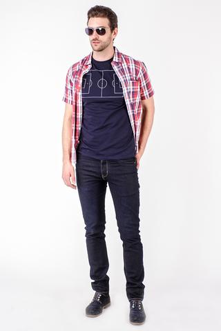 Рубашка мужская  M712-06A-13CR