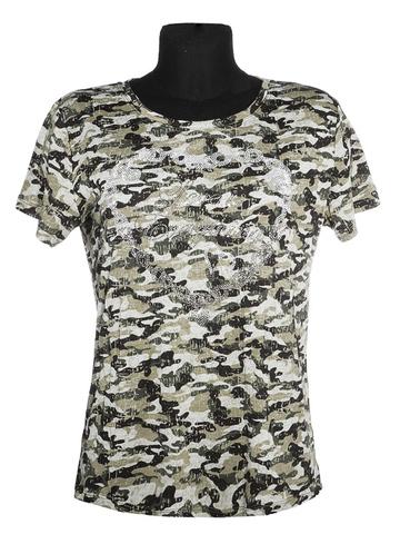 W658-13 футболка женская, цветная