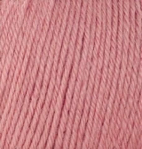 Пряжа Alize Baby Wool темная пудра 144