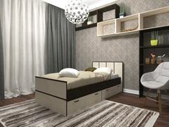 Кровать с основанием
