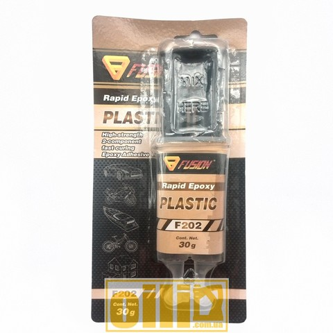 Fusion F202 RAPID EPOXY PLASTIC 30g