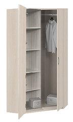 Шкаф для одежды угловой 2-х дверный ЛОТОС 5.09-
