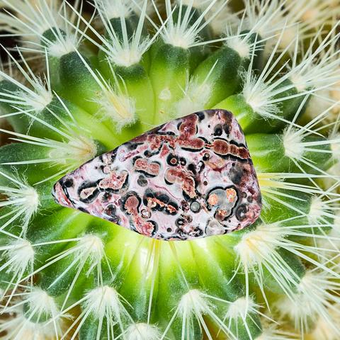 Яшма Леопардовая (Мексика)