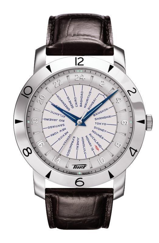 Наручные часы Tissot T078.641.16.037.00 Heritage Navigator Automatic 160-th  Anniversary COSC a38347227d4