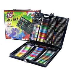Набор для рисования в кейсе (150 предметов)