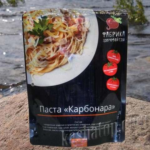Паста 'Карбонара' 'Фабрика здоровой еды', 250г