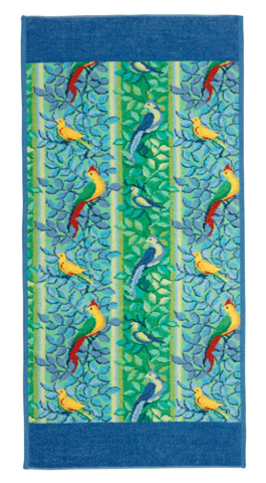 Полотенца Полотенце 75x150 Feiler Amazonas 205 jeans blau elitnoe-polotentse-shenillovoe-amazonas-205-jeans-blau-ot-feiler-germaniya.jpg