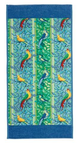 Полотенце 75x150 Feiler Amazonas 205 jeans blau