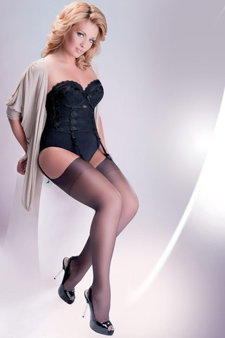 Чулки 166 Stockings Cher Neutro