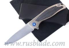 Shirogorov F95NL Satin Limited М390 FS MRBS 2019