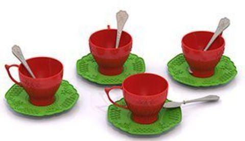 Набор посуды 12пр Чайный сервиз