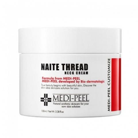 Подтягивающий Крем Для Шеи С Пептидами MEDI-PEEL Naite Thread Neck Cream