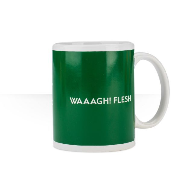 Water Pot: Waaagh! Flesh