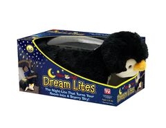 Pillow Pets Dream Lites - Night Lites Penguin