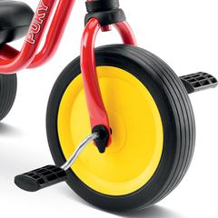 Трехколесный велосипед Puky Fitsch красный