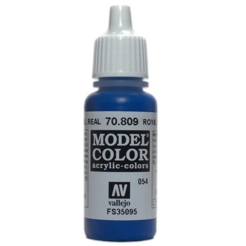 Model Color Royal Blue 17 ml.