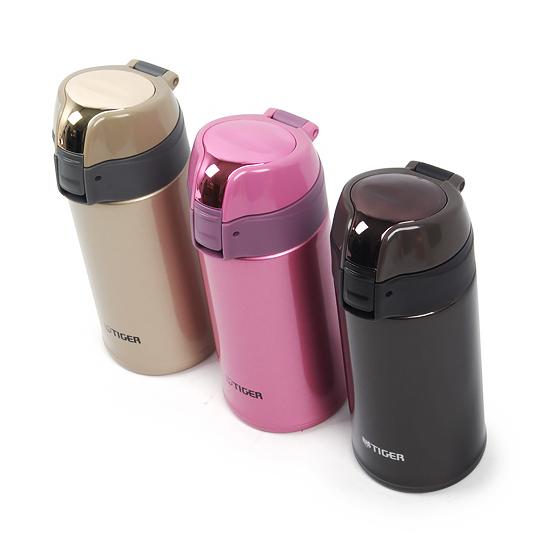 Термокружка Tiger MMQ-S050 (0,5 литра) розовая