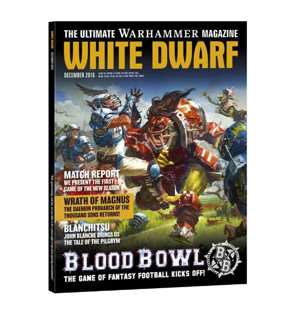 White Dwarf December
