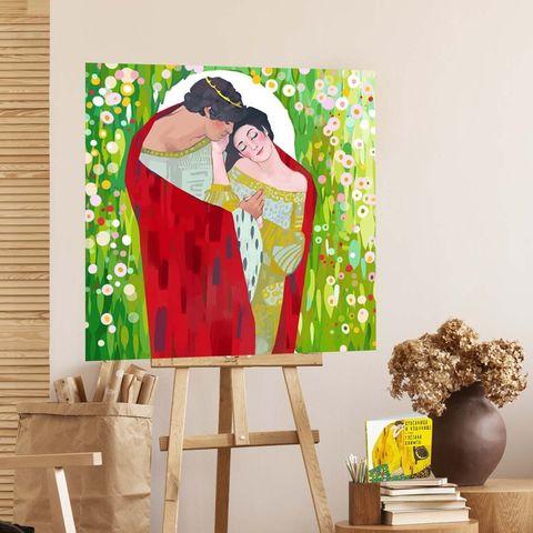Картина «Любовь» 30х30см или 80х80см