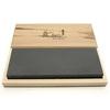 Черный арканзас 20 x 7,5 x 2,5 см