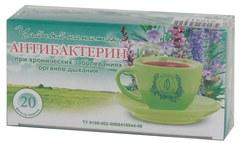 Чайный напиток Антибактерин, 20 пак. (Кудесник)